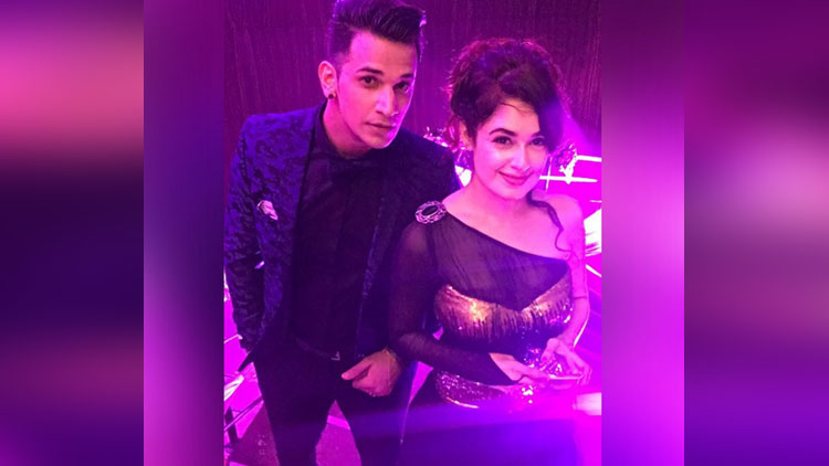 Prince Narula And Yuvika Chaudhary's looked perfect for each other