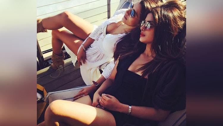 Priyanka Chopra Enjoying Much Deserving Holiday