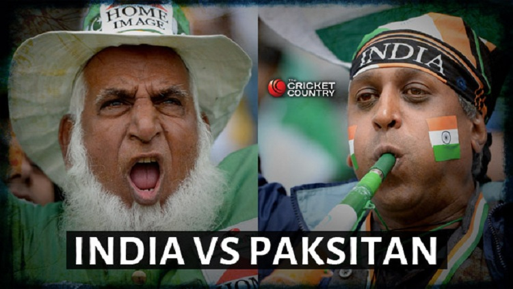 every india vs pakistan match ever