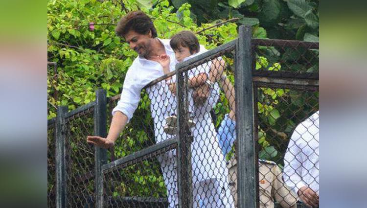 This Is How Salman-Shahrukh Wish Fans On Eid!