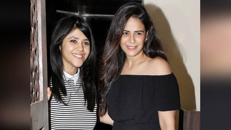 PHOTOS: Ekta Kapoor celebrates her B'day with family and close friends