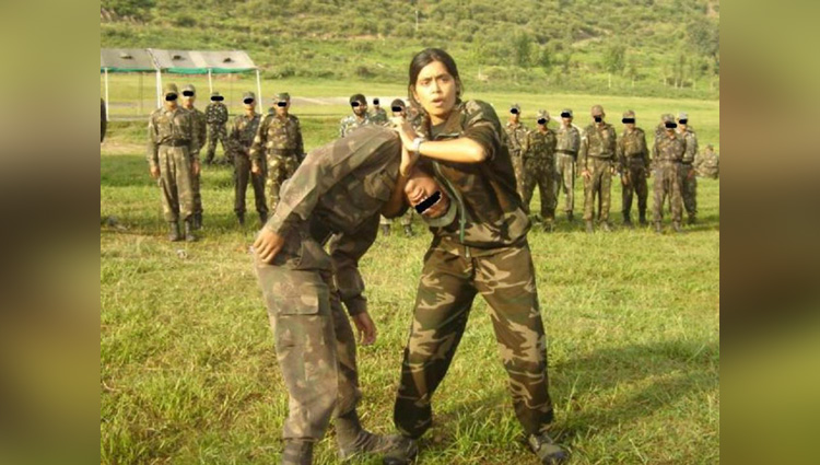 dr.seema rao india first woman commando trainer