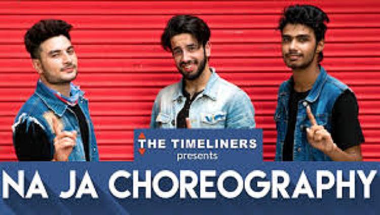 Na Ja Pav Dharia Choreography The Timeliners