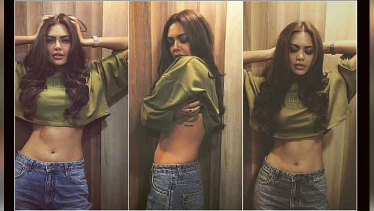 Isha Gupta's Flaunts Her Tattoo Next To Private Part Is Seriously Hot