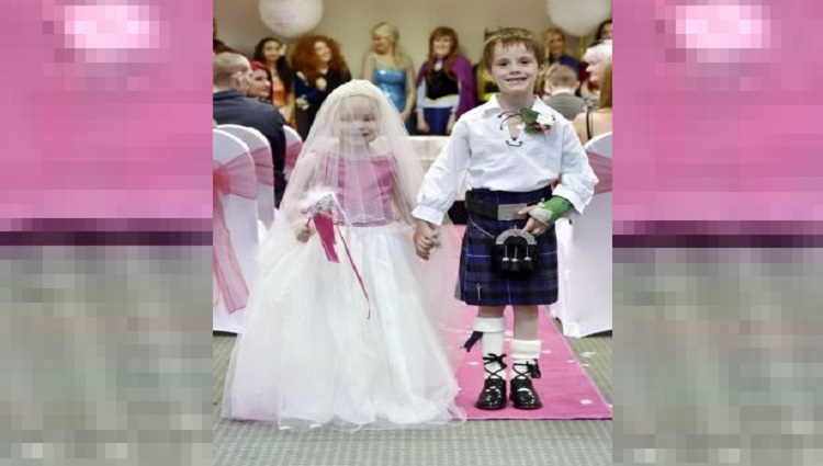 Terminally ill girl has her dream wedding with best friend sub offbeat creur
