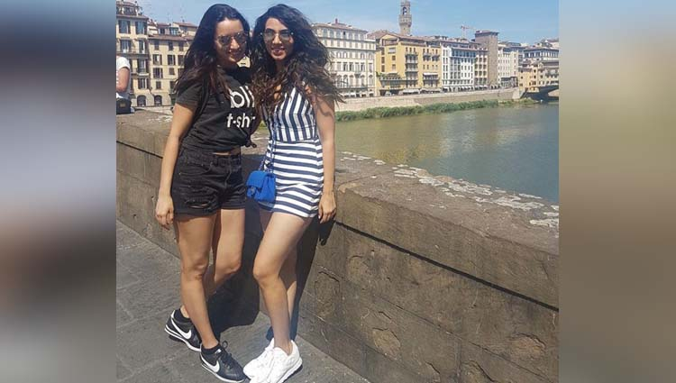 Shraddha Kapoor Enjoying Vacation in Italy, See Pics