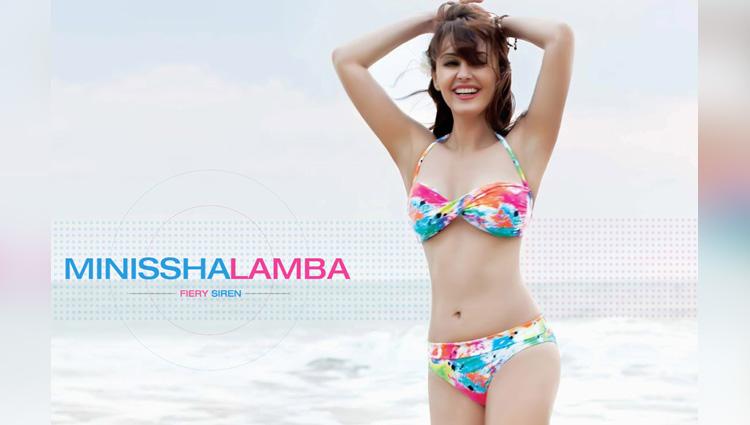 Minissha Lamba hot and beautiful actress