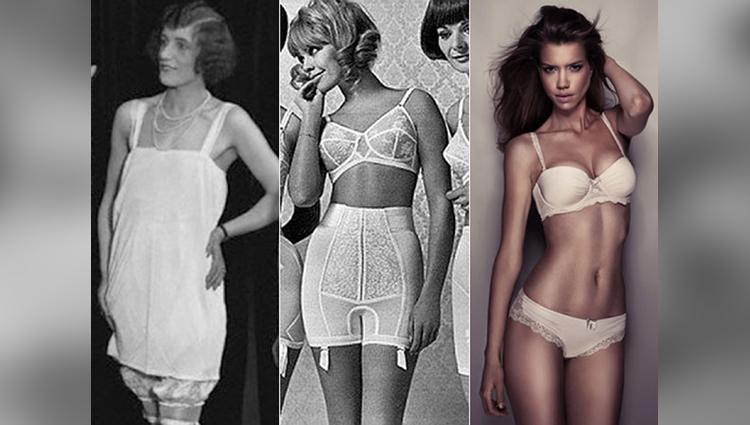 history of underwear