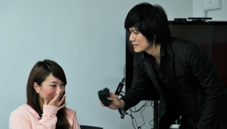 Japanese Company Provides Hot Guys To Wipe away tears of girls