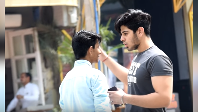 Tu Jaanti Hai Mera Baap Kaun Hai Gone Wrong Pranks In India The Teen Trolls Ft Thrust Us
