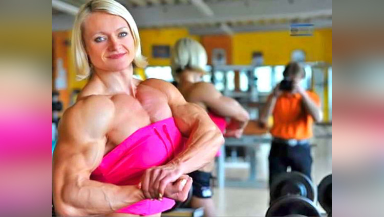 Top 6 female bodybuilders