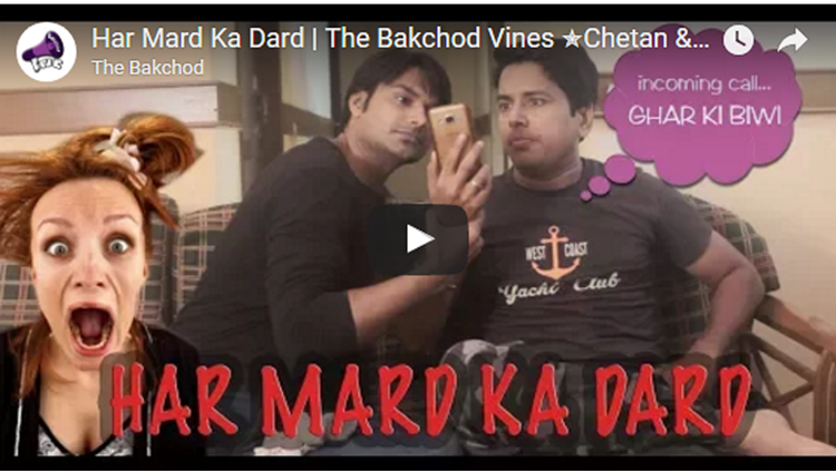 Har Mard Ka Dard The Bakchod Vines Chetan and Vivek thebakchod