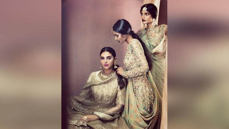 Vogue Wedding Show 2017 Features Aditi Rao Hydari And She Is Justifying It
