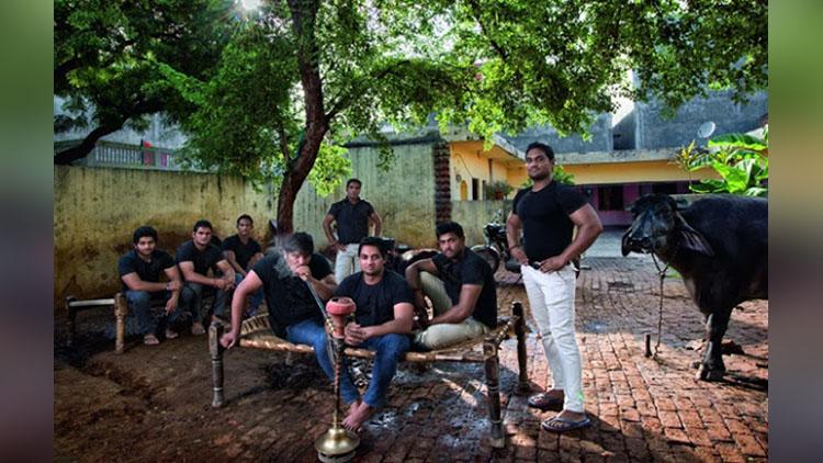 Bouncers village in delhi