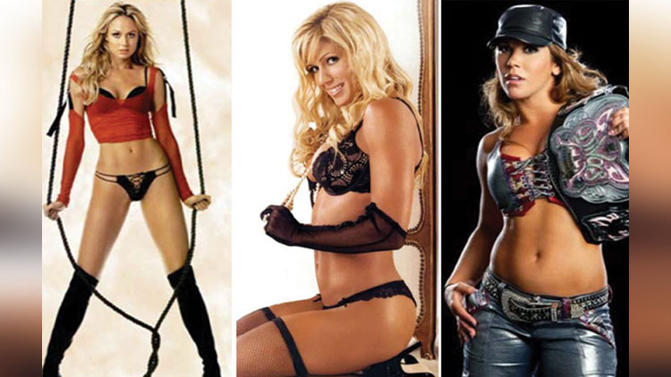 Top 10 richest WWE female wrestler