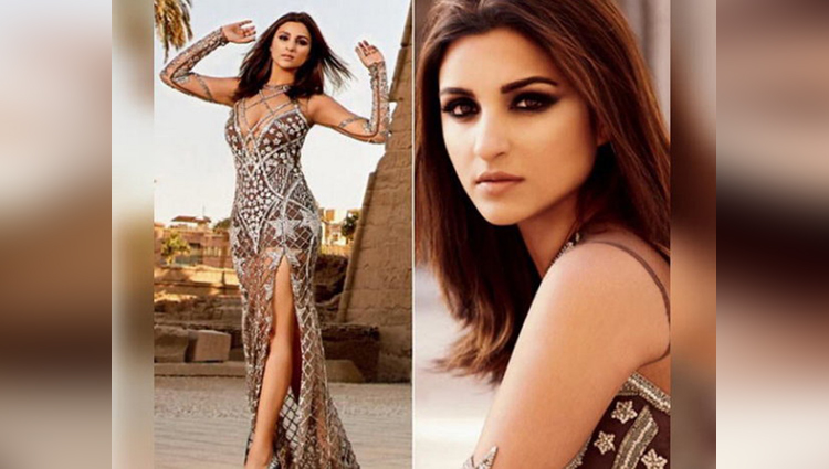 Parineeti Chopra Photoshoot For Hello Magazine.