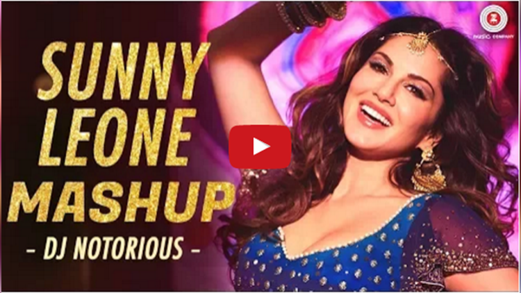 Sunny Leone Mashup video