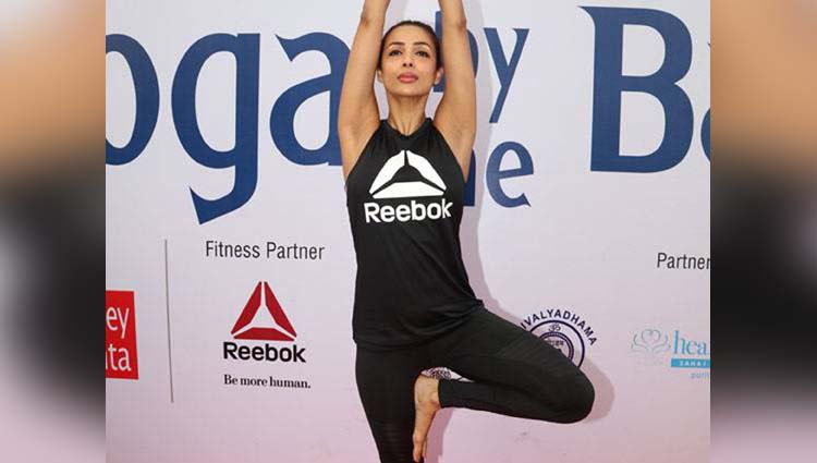 Malaika-Arbaaz Seen Together On Yoga Day, Know Their Fitness Mantra