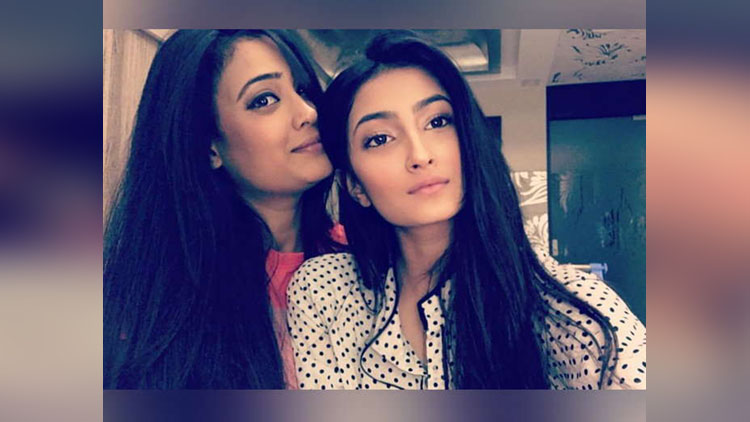 shweta tiwari and her daughter palak