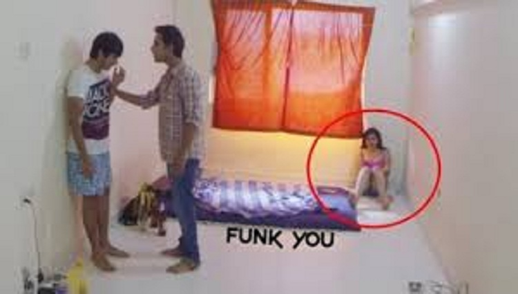Girl RAPED by Friend Funk You sex without consent Prank in India