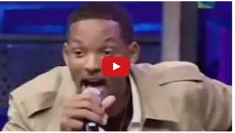 Will Smith Sings Hindi Song