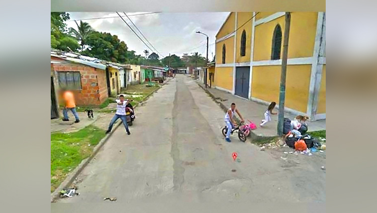 Shocking Images Captured On Google Camera That Went Viral