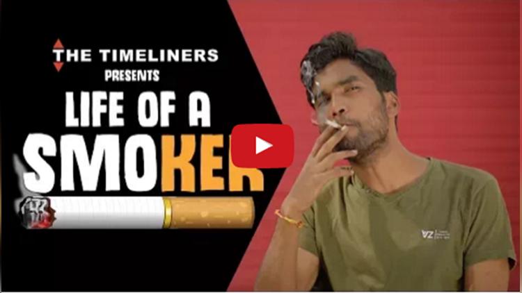 Life Of A Smoker