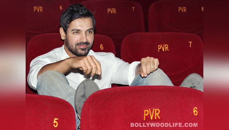John Abraham really hot and stylish guy in bollywood