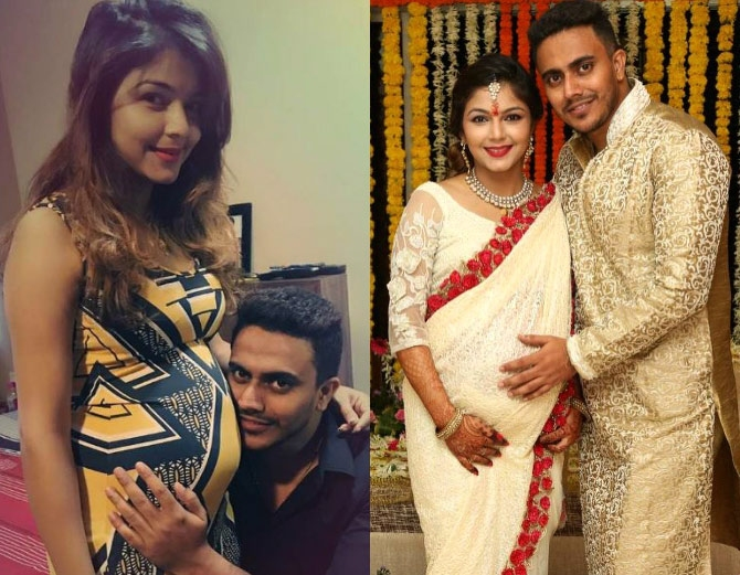 Diya Aur Baati Hum Actress Pooja Sharma Is Pregnant With Her First Child, See Baby Shower's Pics Here
