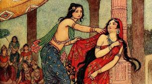 why girls are not allowed in the temples during periods