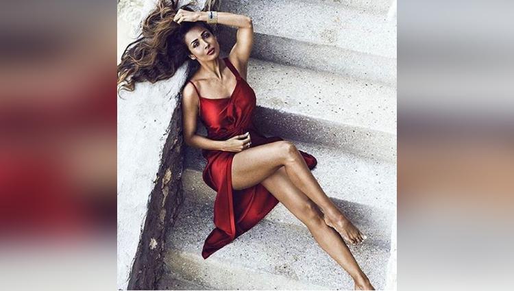 malaika arora share her hot photos