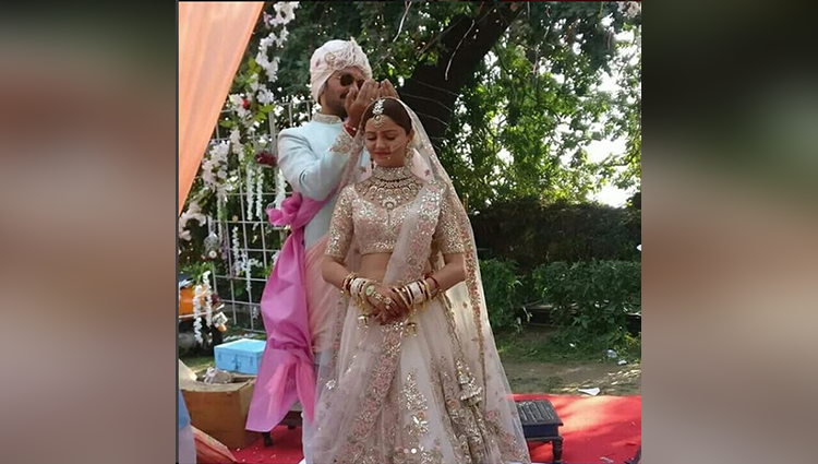 Unseen photos from Rubina Dilaik Abhinav Shukla's wedding