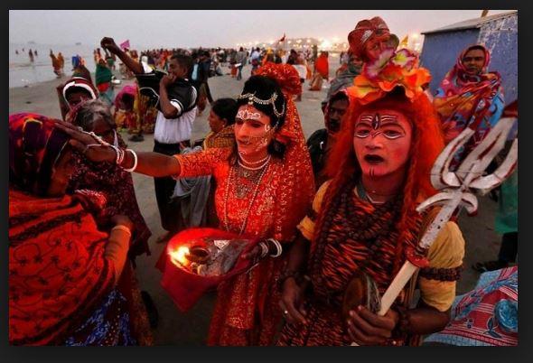 lord shiva and parvati wedding uttarakhand rudraprayag