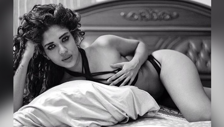 Hritu Zee sexy and bold photos hot and sexy actress splitsvilla contestant