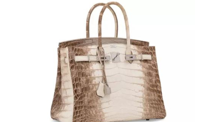 Hermes Birkin rakes in over 2 caror at auction to become second most