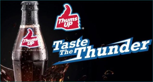 Thums Up Has Never Had A B In Its Name