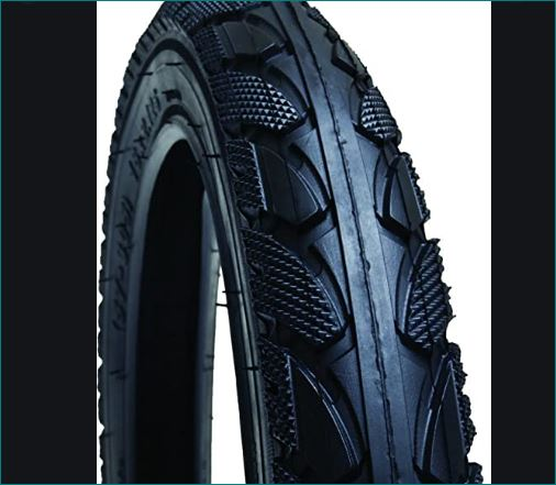Why are tyres black