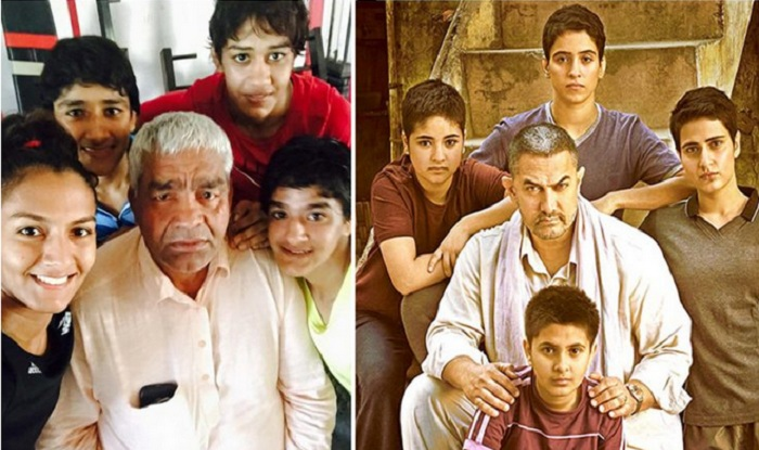 dangal movie is inspired by mahavir fogat