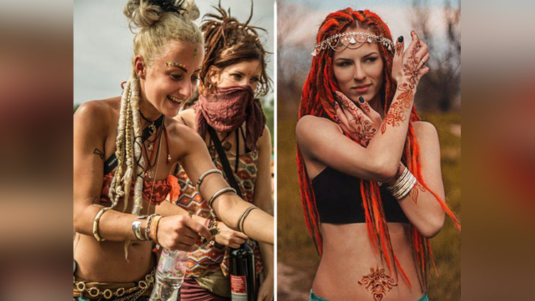 photos and Inside the world of the hippies viral pictures