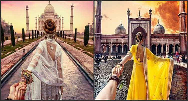 The Dude Who Follows His Wife Around The World Came Back To india