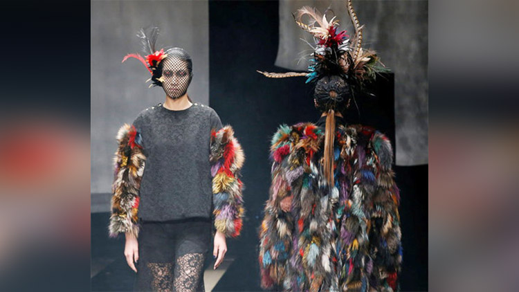 Sao Paulo Fashion Week photos viral