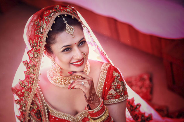 2016 most beautiful brides from bollywood to television