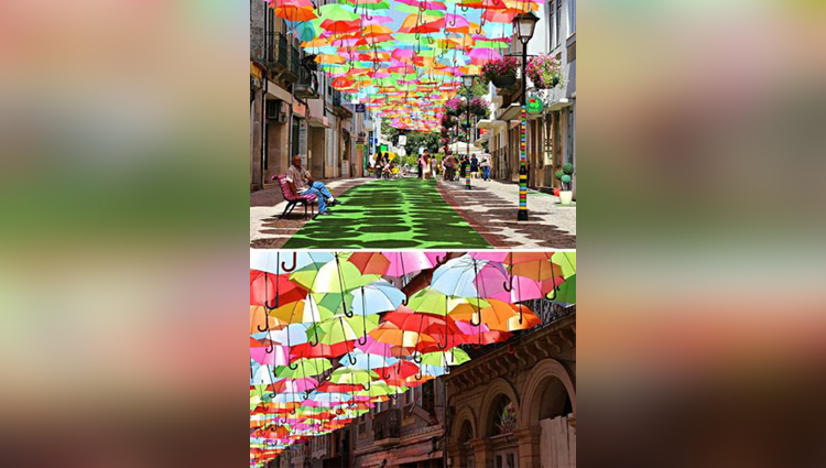 most beautiful streets