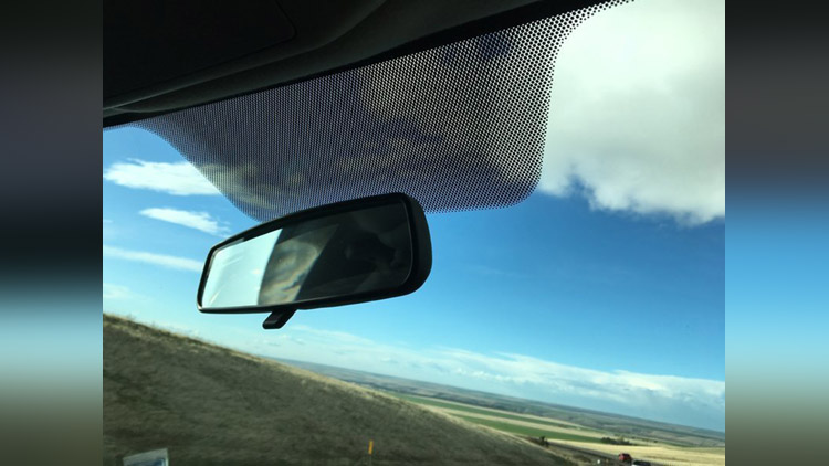 Heres What Those Little Dots Are On The Edges Of Your Car Windows