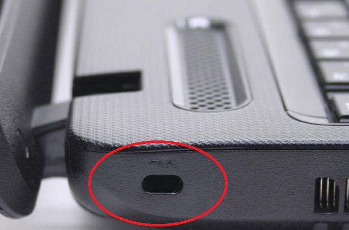 do you know the use of rectangular slot in laptop