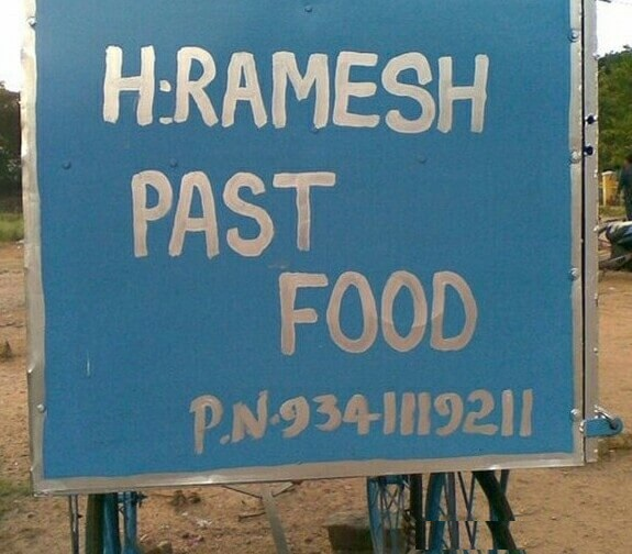 funny english signboards