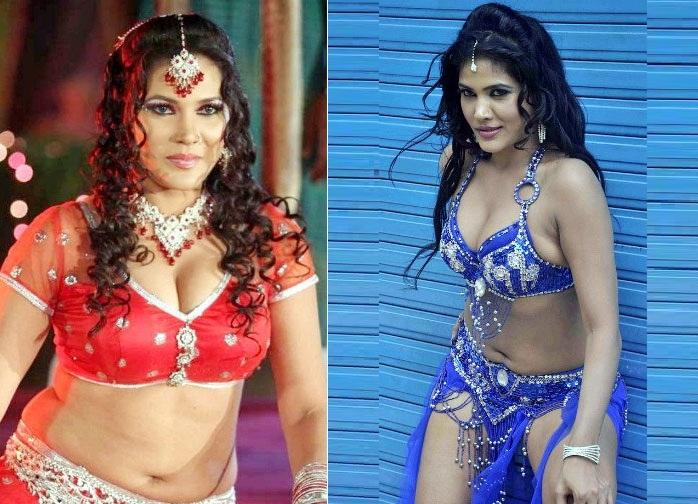 seema singh is item queen in bhojpuri movies