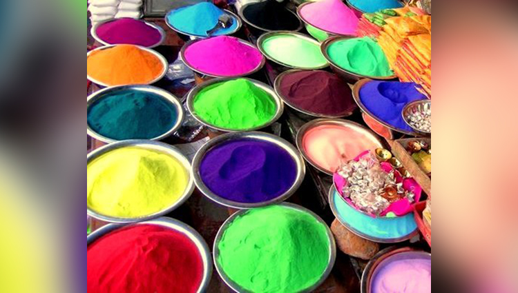 What Your favorite holi color says about your personality!
