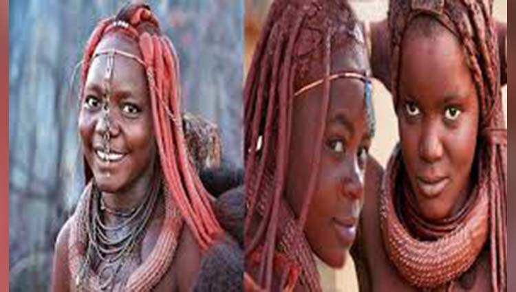 do you know why himba tribe women in namibia take bath once in lifetime
