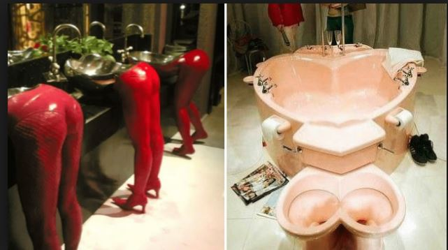weird pictures of bathroom design funny photos weird photos
